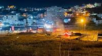 استشهاد فلسطيني برصاص الإحتلال قرب مخيم الفوار