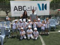 مشاركة بنك ABC الأردن برعاية المهرجان الرياضي السنوي لمدارس المونتيسوري