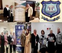 """مشاركة """"صيدلة """"عمان الاهلية في الملتقى العالمي لتسويق الدواء"""