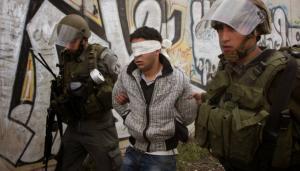 """جنين  ..  الإحتلال يعتقل 4 شبان من """"يامون"""""""