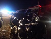 وفاة شخص واصابة 3 بتدهور مركبة في الهاشمية