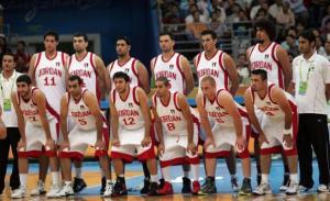الاردن يتأهل إلى بطولة كأس العالم لكرة السلة