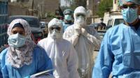 العراق ..  حصيلة الإصابات بكورونا تتجاوز مليون إصابة