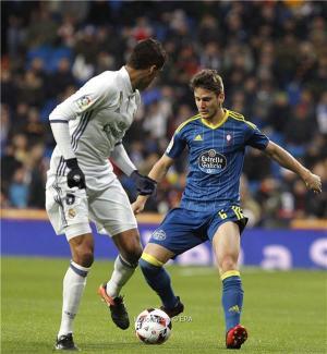ريال مدريد يسقط امام سلتا فيغو