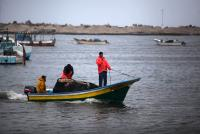 فتح بحر غزة جزئيا