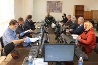"""تشكيلات رؤساء الأقسام الأكاديمية في """"عمان العربية"""""""