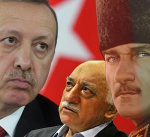 """تركيا : صراع ايديولوجي بين """"اتاتورك"""" و""""اردوغان""""  ..  وعداء """"الدولة الموازية"""" !"""
