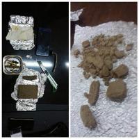 القبض على شخصين استغلا حدثاً للترويج للمخدرات (صور)