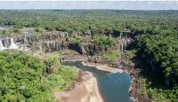 شلالات إيغواسو الشهيرة من دون ماء للمرة الأولى منذ 14 عاما