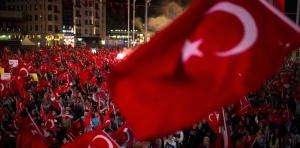 حكاية منقبة ساهمت في إنقاذ أردوغان