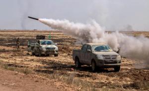 """بدء عمليات """"تحرير"""" شمال الرقة من """"داعش"""""""