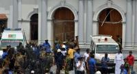 انفجار قرب إحدى الكنائس في العاصمة السريلانكية كولومبو