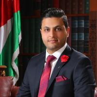 الدكتور احمد الحسبان ..  الف مبروك