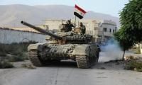 هجوم وشيك للجيش السوري على الغوطة الشرقية
