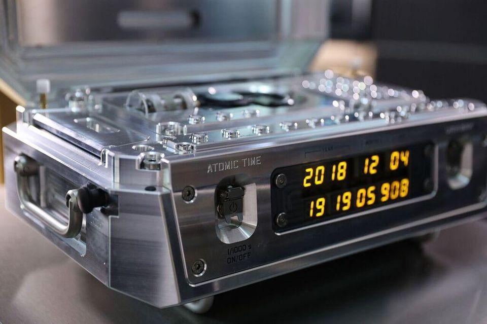 ابتكار أدق ساعة ذرية في العالم Image