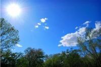 أجواء صيفية اعتيادية مع نشاط في الرياح