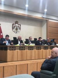 الصفدي : السيادة على القدس فلسطينية والوصاية هاشمية