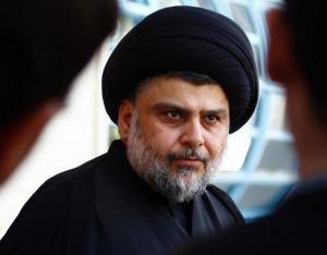 مقتدى الصدر في عمان