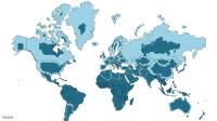 خريطة جديدة للعالم تكشف خطئا فادحا