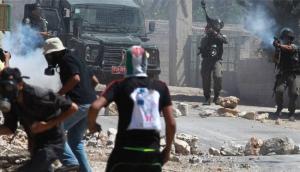 اصابات خلال اقتحام جيش الاحتلال جنوب بيت لحم