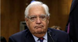 """السفير الأمريكي لدى الكيان :"""" حماس ارهابية وسنخضعها"""""""