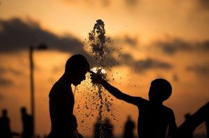 كتلة حارة من افريقيا تؤثر على المملكة السبت