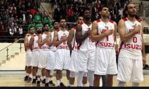 منتخب السلة الاردني يحقق انتصارا تاريخيا