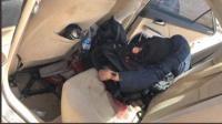 هجوم إرهابي على مركز أمني سعودي ومقتل المنفذين (صور وفيديو)