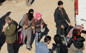 اتفاق لإجلاء سكان 4 بلدات محاصرة في سورية