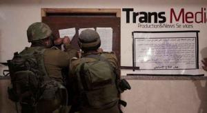 الاحتلال يغلق شركات انتاج اعلامية بالضفة الغربية ويعتقل 19 فلسطينيا