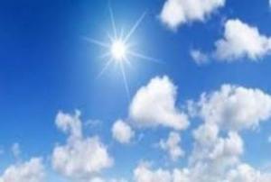 انحسار الموجة الحارة وانخفاض على درجات الحرارة