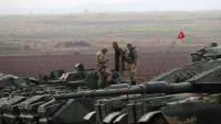 انفجار في ثكنة عسكرية بالعاصمة التركية