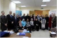 عمان الأهلية تشارك بورشة عمل لتنمية وإدارة الموارد البشرية