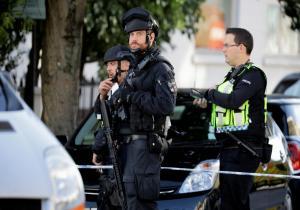 القبض على مشتبه به على خلفية هجوم مترو أنفاق لندن