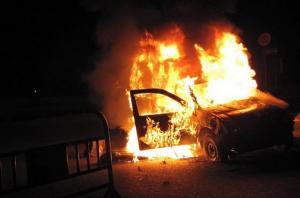 اربد: مجهولون يحرقون مركبة ويطلقون النار على منزل في الصريح