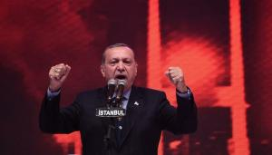 """أردوغان يدعو إلى تحويل الرقة لـ""""مقبرة داعش"""""""