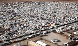أفتتاح مكتب لوزارة العمل في مخيم الزعتري