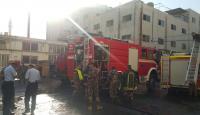 حريق بشقة سكنية في شفا بدران