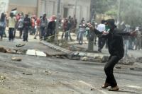 اصابة فلسطينيين بمواجهات مع الاحتلال في نابلس