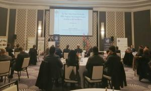 شبكة لتوزيع الغاز الطبيعي في عمان واربد والزرقاء