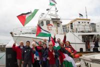 سفن كسر الحصار عن غزة تبحر من ايطاليا غدا الخميس