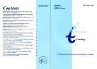 صدور العدد الخاص الأول للمجلة العربية الدولية لتكنولوجيا المعلومات