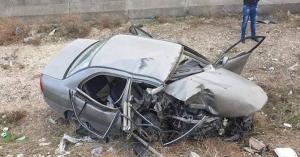 وفاة رجل أمن وإصابة 6 بتدهور مركبة أمنية في اربد