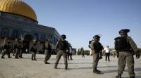 إعتقالات وإقتحامات في القدس والضفة الغربية