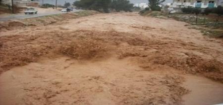 تحذير من السيول جنوب المملكة Image