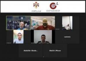 """""""ريادة أعمال"""" جامعة الشرق الأوسط تلتقي دائرة الجمارك الاردنية ..  """"إلكترونيا"""""""