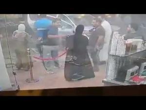 العناية الالهية تنقذ شابين من الموت في اربد (فيديو)