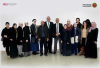 جامعة الشرق الأوسط تختتم دورة حول الإرشاد الأسري