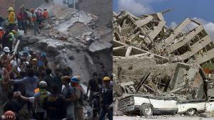 ارتفاع عدد ضحايا زلزال المكسيك الى 321 شخصا
