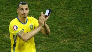 إبراهيموفيتش يغيب عن بطولة أمم أوروبا